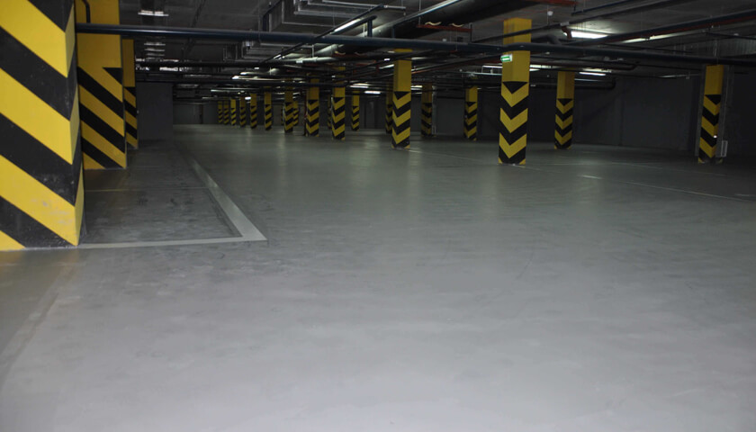 Паркинги, гаражи, автомойки