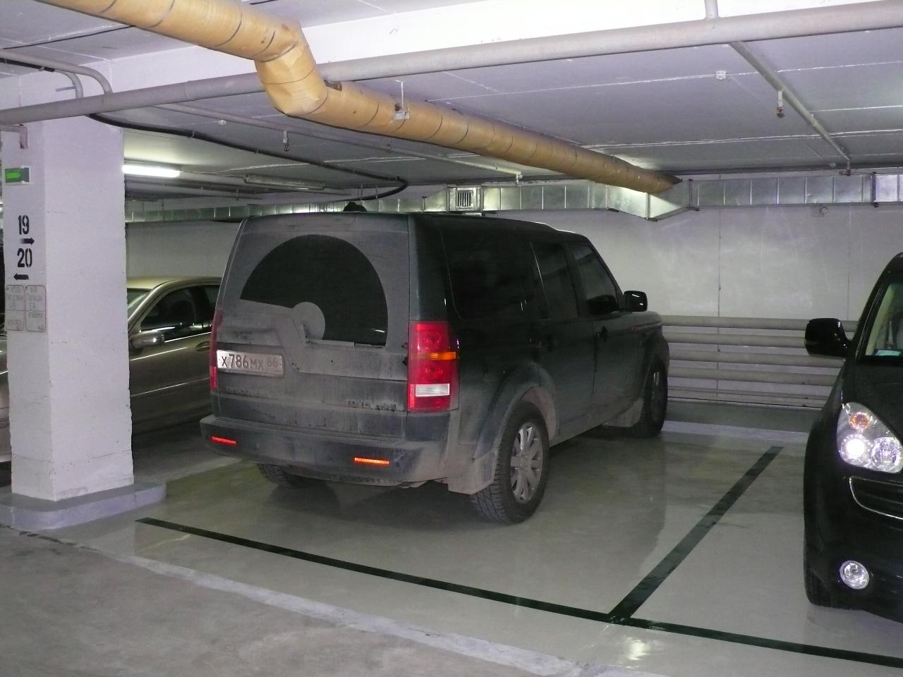 Напольное покрытие для парковки
